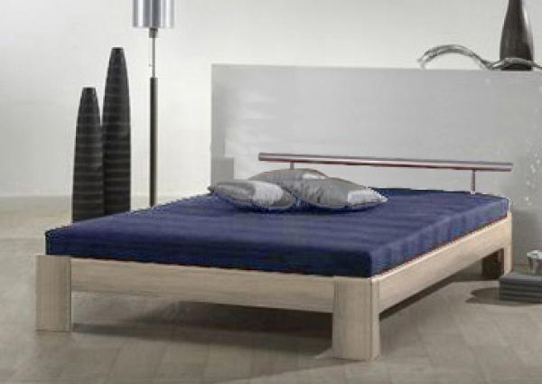 120x200 einzelbett kieferbett natur massivholz jugendbett for Bett 120x200 massivholz