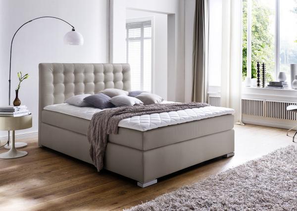 twijfelaar boxspring bella 120 x 200 cm taupe netbed. Black Bedroom Furniture Sets. Home Design Ideas